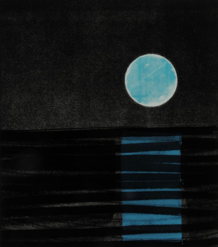 Nigel Swift Blue Light, 2019