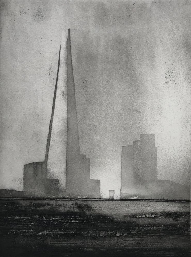 Jason Hicklin The Shard, 2019