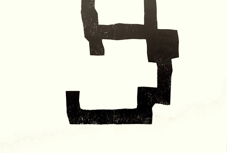 Eduardo Chillida From 'Derrière le Miroir - Chillida', 1970