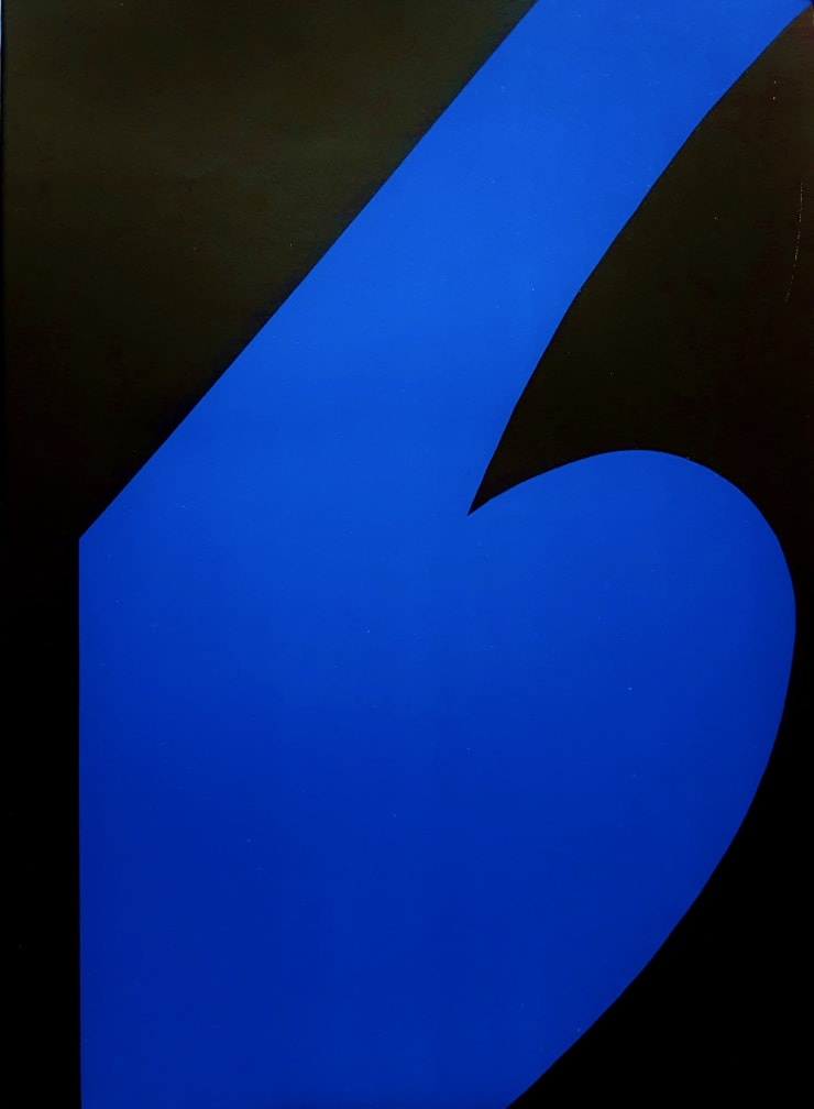 Ellsworth Kelly From 'Derrière le Miroir - Kelly', 1958
