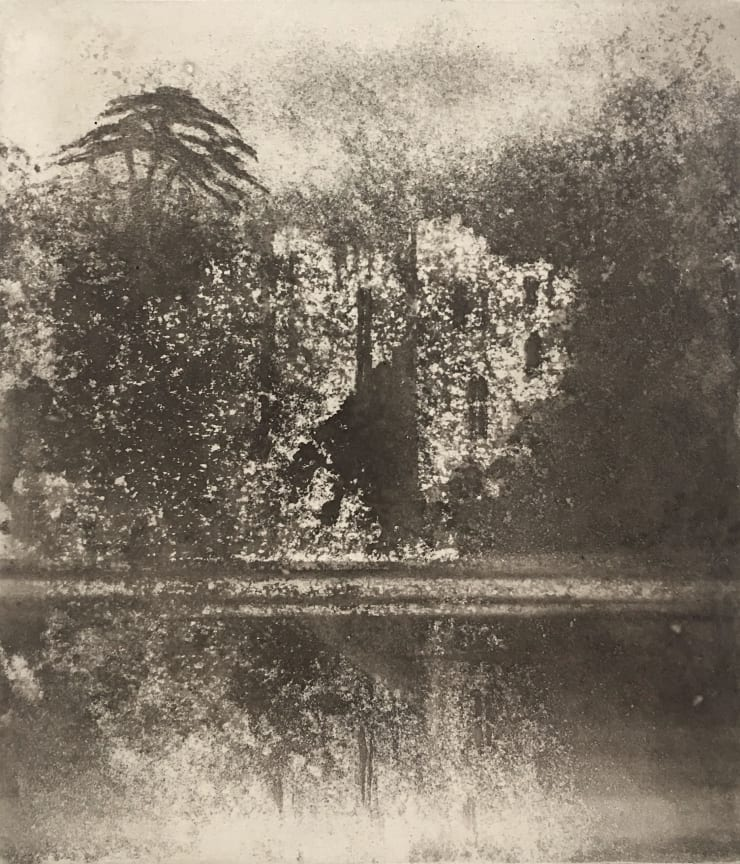 Norman Ackroyd Little Wardour, 2001