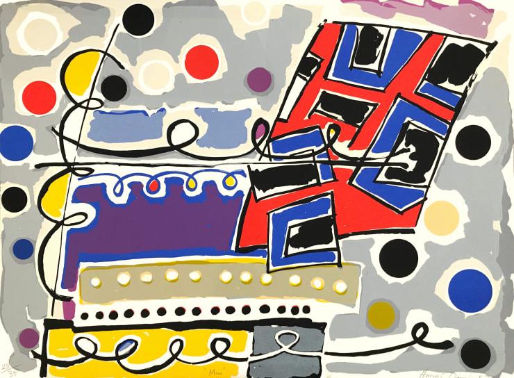 Harvey Daniels Move, 1987