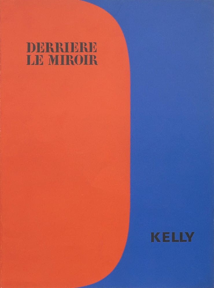 Ellsworth Kelly From 'Derrière le Miroir - Kelly', 1964