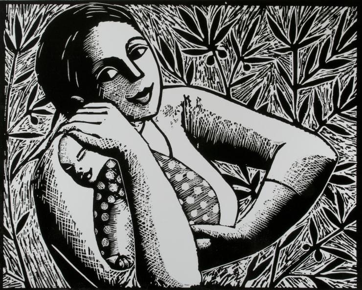 Anita Klein The Olive Tree, 2016