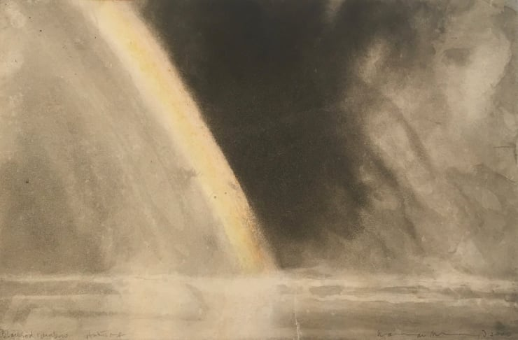 Norman Ackroyd Blacksod Rainbow, 2000