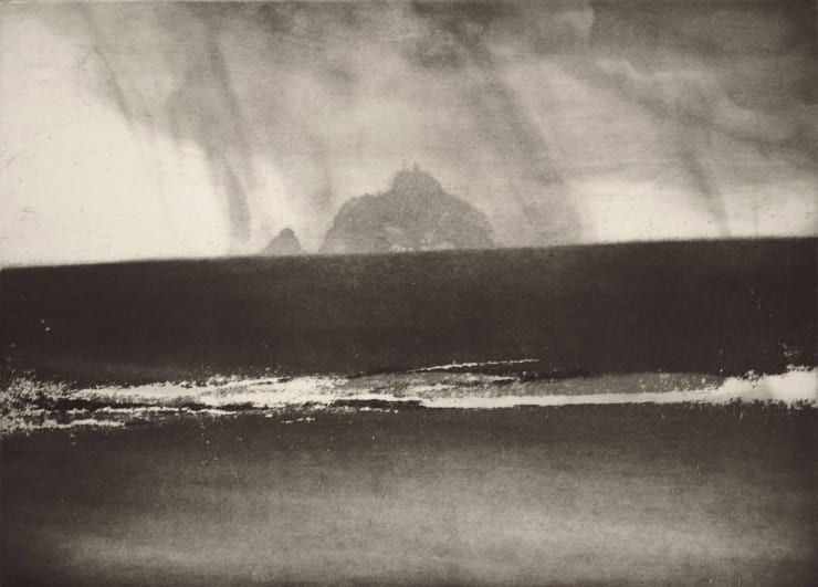 Norman Ackroyd Black Rock, 2000