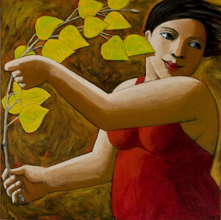 Anita Klein L'Ultime Foglie (The Last Leaves), 2019