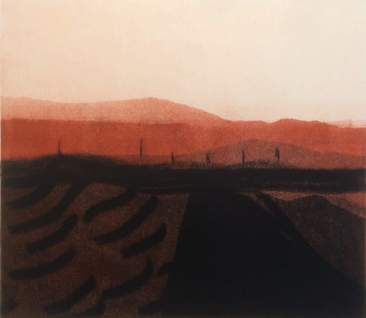 Nigel Swift Distant Hills, 2018