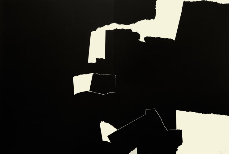 Eduardo Chillida From 'Derrière le Miroir - Chillida', 1961