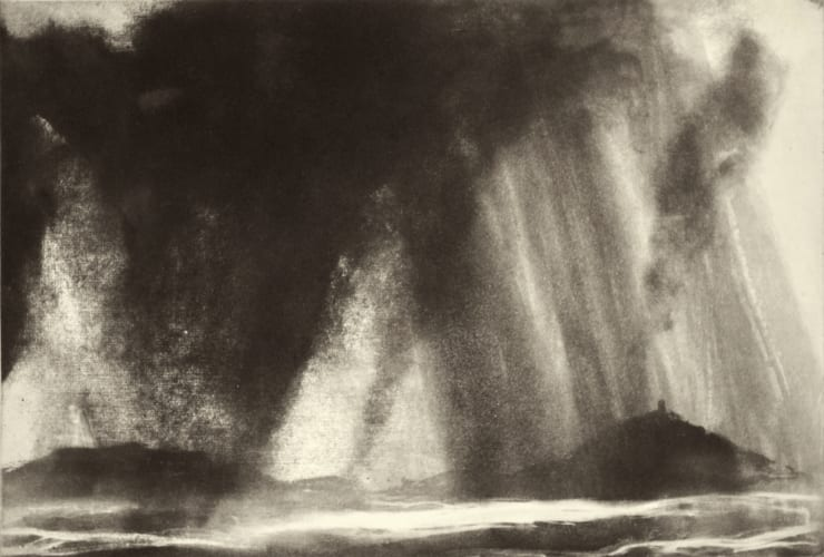 Norman Ackroyd Blacksod Point, 2000