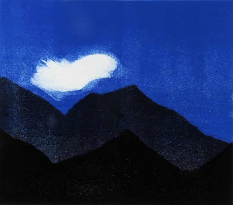 Nigel Swift Resting Cloud, 2019