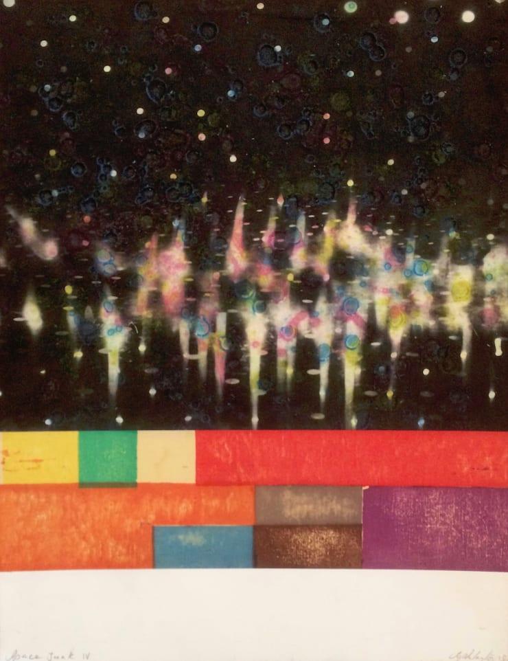 Sophie Layton Space Junk II, 2018