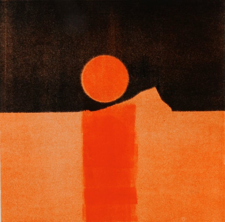 Nigel Swift Desert Sun, 2019