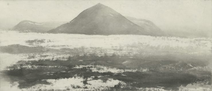 Norman Ackroyd Mingulay from Pabbay, 2019