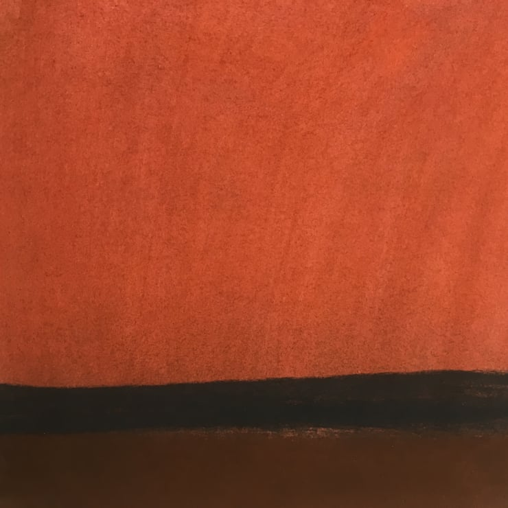 Nigel Swift Carmine Sky, 2019