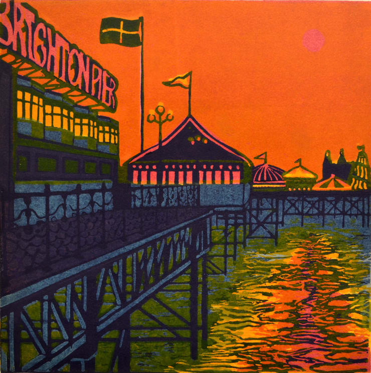 Gail Brodholt End of the Pier