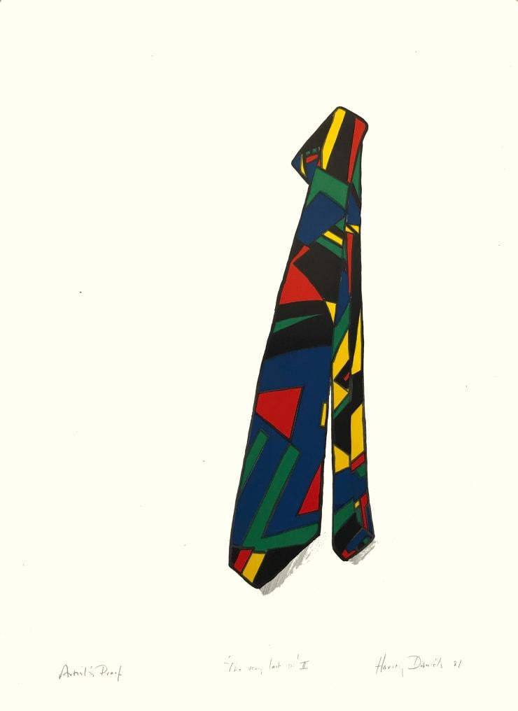 Harvey Daniels The Very Last Tie 2, 1981