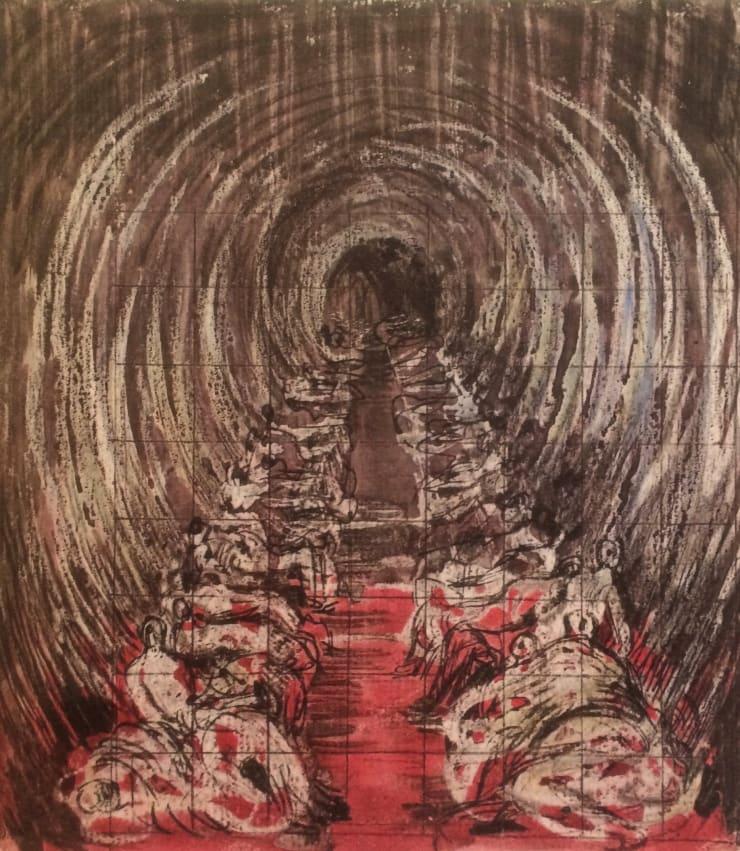 Henry Moore | Shelter Sketch-Book