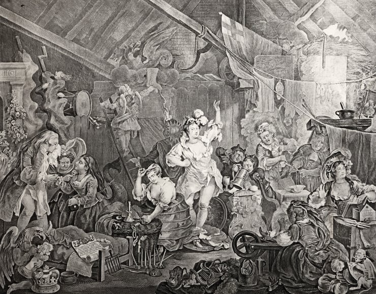 William Hogarth: Characters and Caricatures