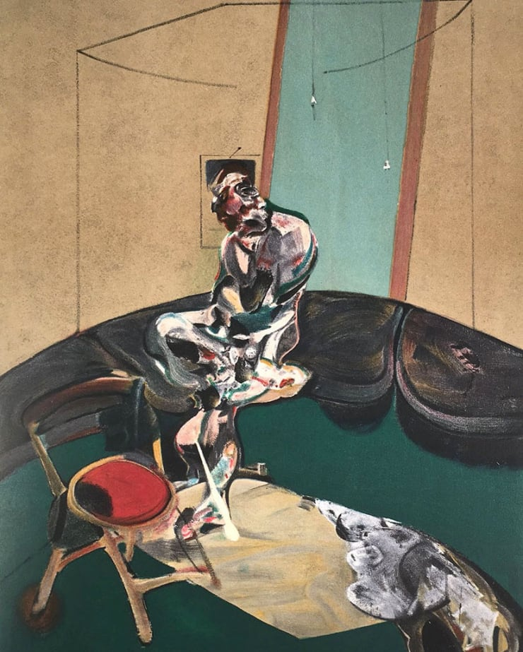 Open Studio This Saturday, 15 June Francis Bacon