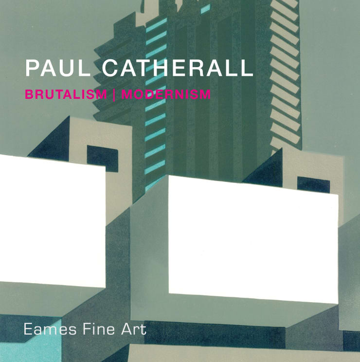 Paul Catherall | Brutalism Modernism