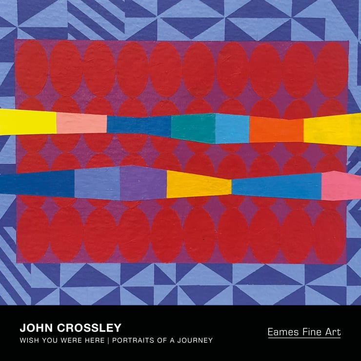 John Crossley   Wish You Were Here, Portraits of a Journey