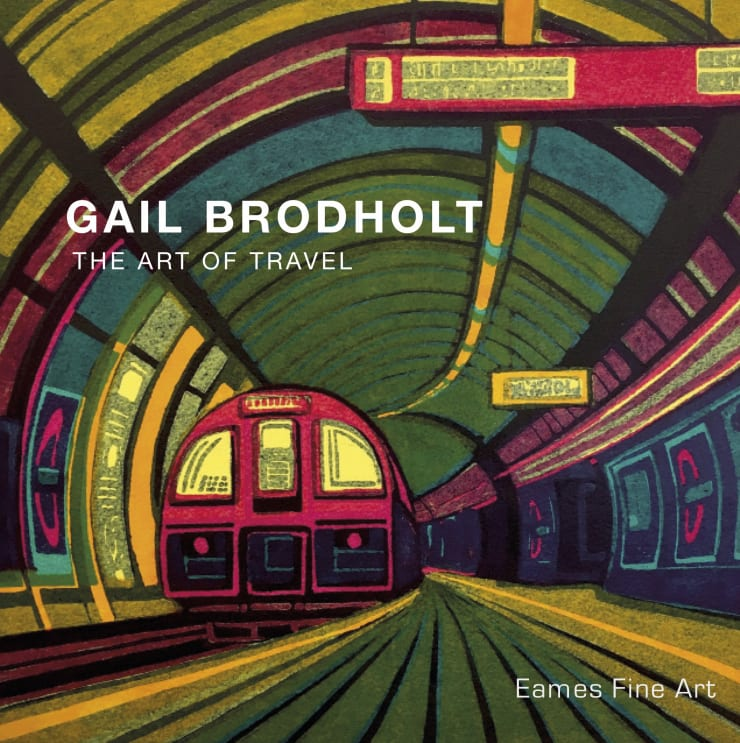 Gail Brodholt | The Art of Travel