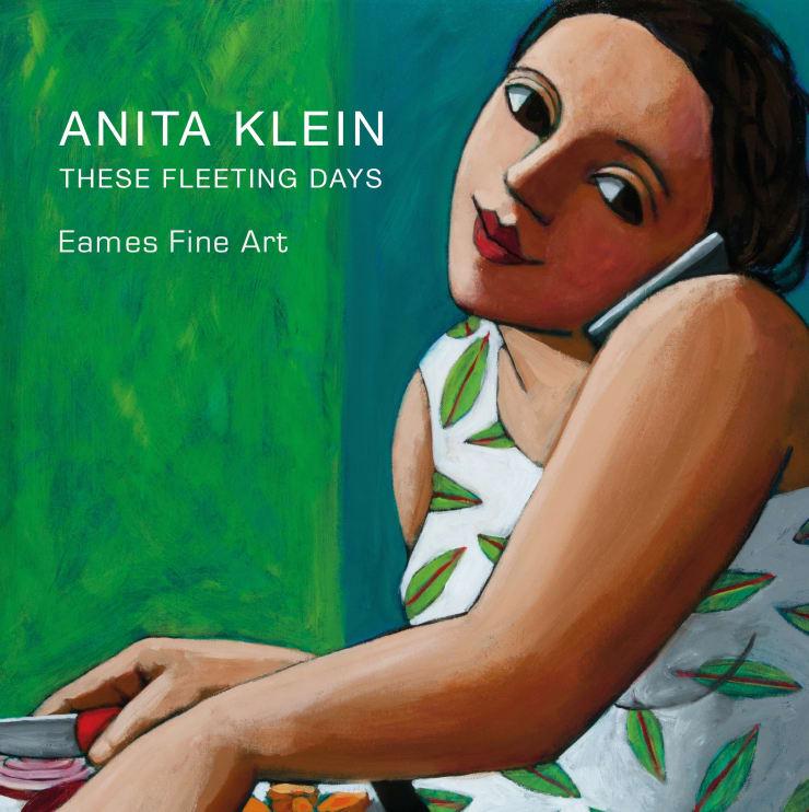 Anita Klein | These Fleeting Days