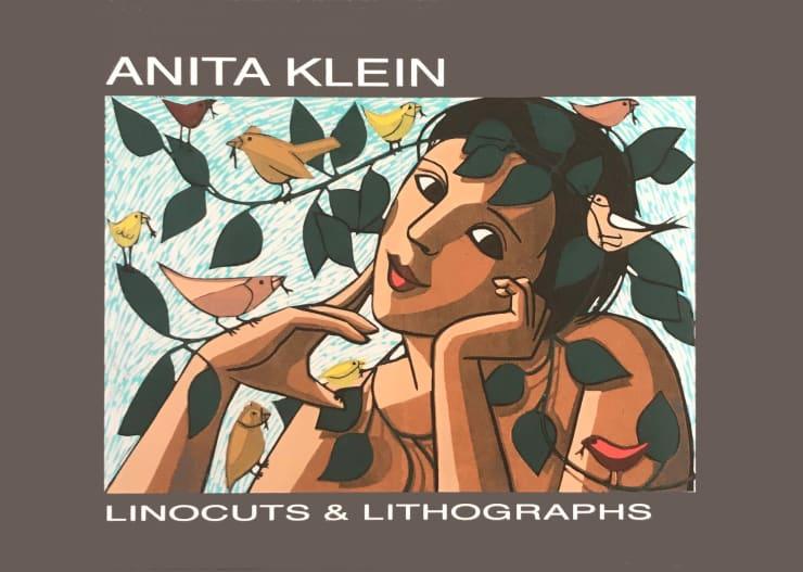 Anita Klein | Linocuts & Lithographs Postcard Pack