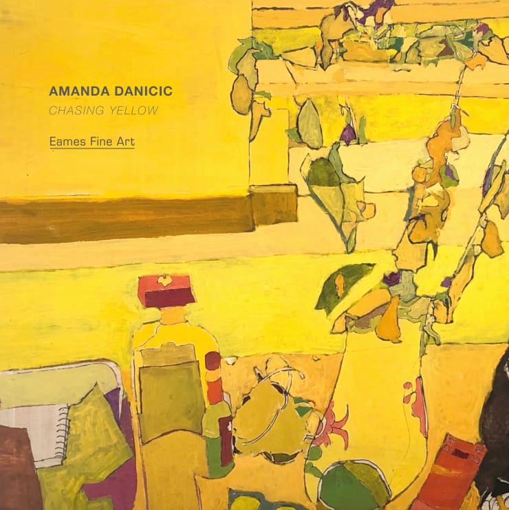 Amanda Danicic   Chasing Yellow