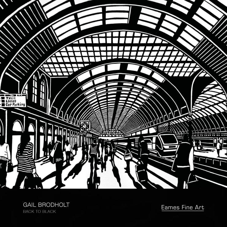 Gail Brodholt | Back to Black