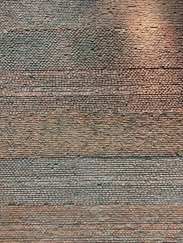 Detail Wall 2020 Cesar Cornejo