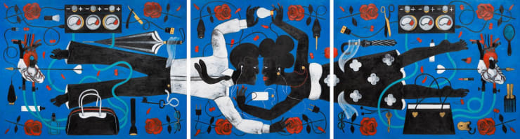 THE GOVERNMENT ART COLLECTION ACQUIRES ABE ODEDINA'S TRUE LOVE