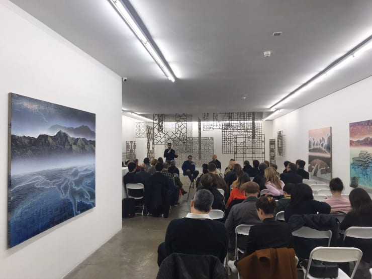 Gordon Cheung in conversation with Mark Rappolt
