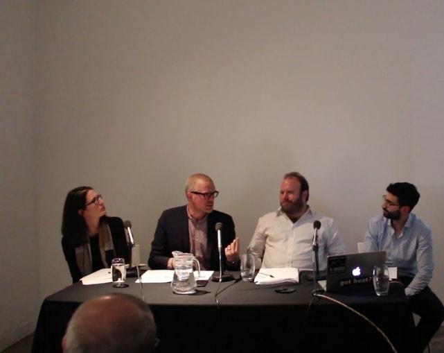 Sorel Etrog Panel Discussion