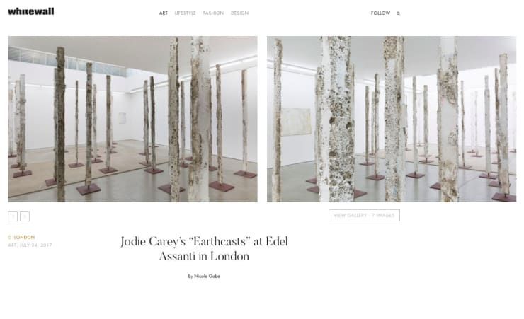 Jodie Carey in Whitewall