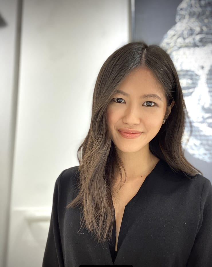 Cindy Tran, Gallery Director / Executive Assistant