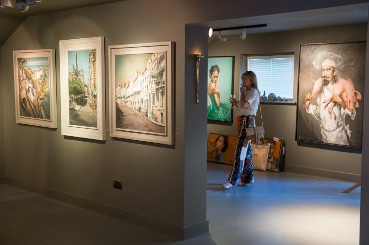 Gerard Byrne Time Is The Enemy Art Exhibition The Gerard Byrne Studio Ranelagh Dublin Barry Cronin Photography 7