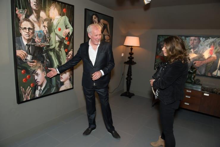 Gerard Byrne Time Is The Enemy Art Exhibition The Gerard Byrne Studio Ranelagh Dublin Barry Cronin Photography 9