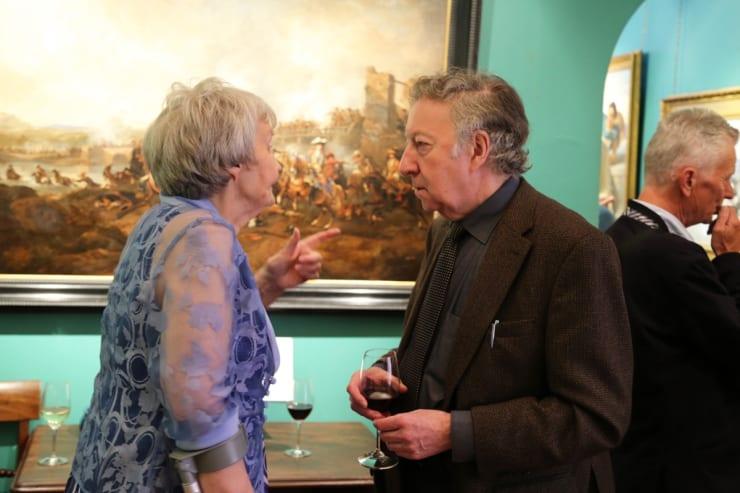 Gerard Byrne Irish Paintings Exhibition 2017 Gorry Gallery Dublin 3