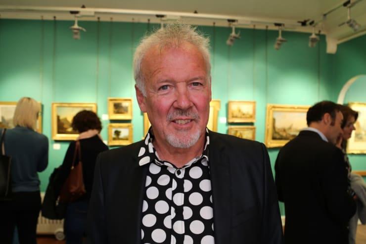 Gerard Byrne Irish Paintings Exhibition 2017 Gorry Gallery Dublin 6