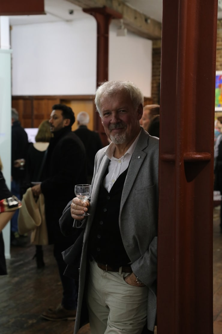 Gerard Byrne Focus Ldn Winter Exhibition Menier Gallery London 1