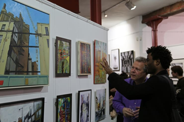 Gerard Byrne Focus Ldn Winter Exhibition Menier Gallery London 11