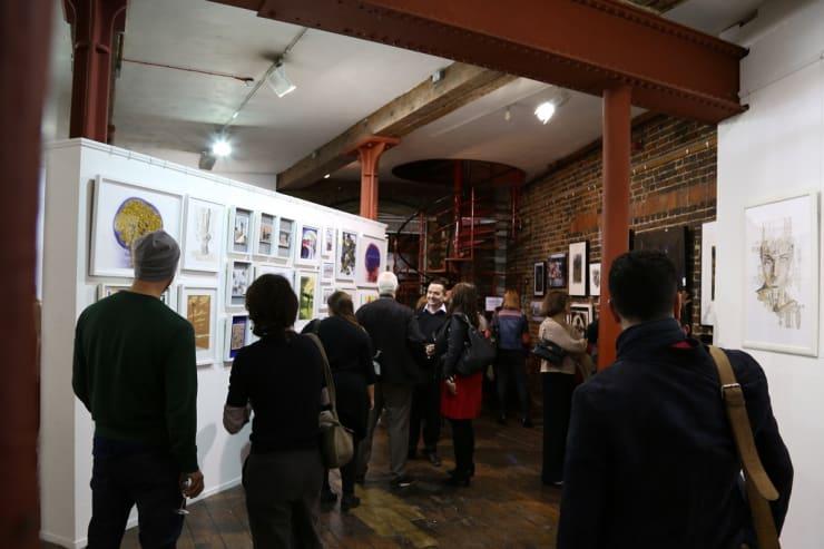 Gerard Byrne Focus Ldn Winter Exhibition Menier Gallery London 12