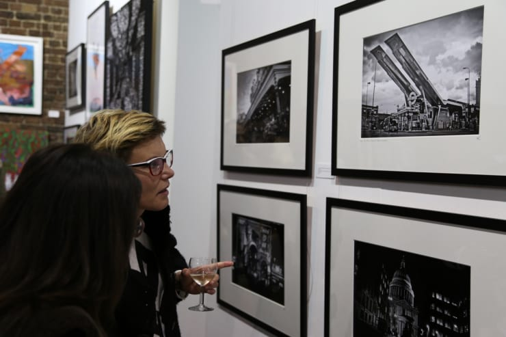 Gerard Byrne Focus Ldn Winter Exhibition Menier Gallery London 2