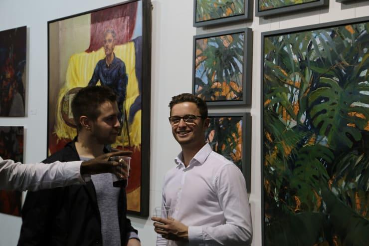 Gerard Byrne Focus Ldn Winter Exhibition Menier Gallery London 5