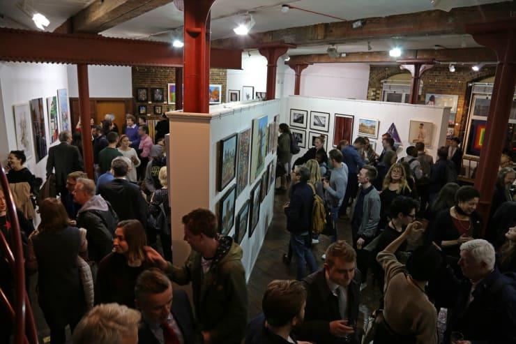 Gerard Byrne Focus Ldn Winter Exhibition Menier Gallery London 8