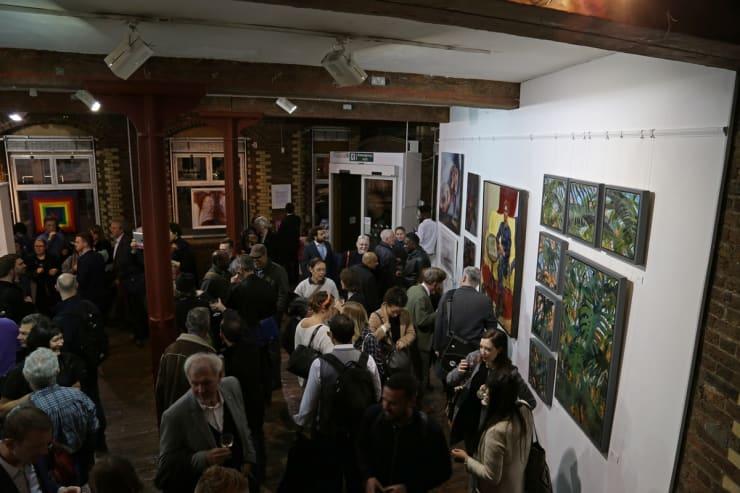 Gerard Byrne Focus Ldn Winter Exhibition Menier Gallery London 9