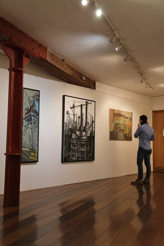 Gerard Byrne The Art Of Regeneration Menier Gallery London 1