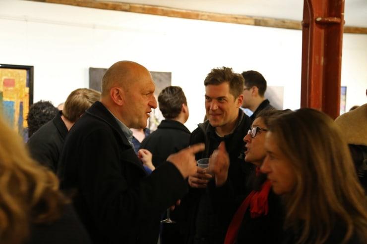Gerard Byrne The Art Of Regeneration Menier Gallery London 15